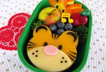 Lunch Box ideas / by Gosia | Kiddie Foodies