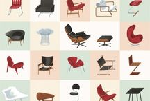 Mid-Century Modern Furniture and Design / Mid-Century Modern Furniture and Design / by Food Babe