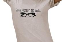 Geekery / by Melissa Donovan
