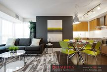 300 Front - Downtown Toronto / Brand New Furnished Rentals located in the Entertainment District at Front and John Street.  / by DelSuites Furnished Rentals