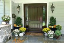 Fall Decor / by Chris Neal