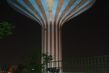 Water Towers / by Linda Abrego-Sirianni