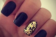 get yo' nails did. / so many manicures to choose from! / by Carolyn Shmunis