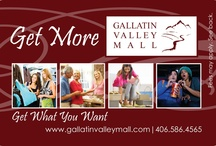 Get Shopping / Here's a quick look at the 70+ shopping destinations located at the Gallatin Valley Mall... we'll see you soon! / by Gallatin Valley Mall