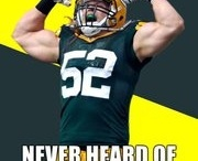 Go Pack Go! / by Jeralyn