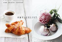 #MYLUXLIST / What's on your luxury list ? #MYLUXLIST #ParkHyatt #ParkHyattParis / by Park Hyatt Paris-Vendôme