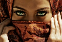 Beautiful Eyes / Beautiful eye  / by Armando Evangelista