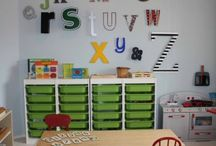 Bedroom ideas / by Montessori Nature