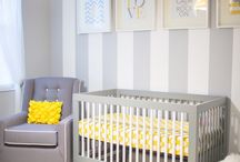 baby rooms / by Jessica Burton