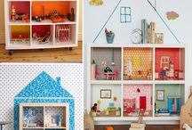 Bookcase Dollhouse / by Wendy Gibson