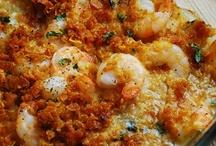 Seafood Recipes / by Mia McCole