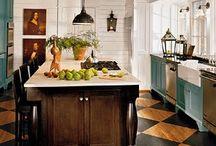 Kitchen / by Ashley Middleton