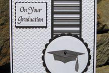 Cards - Graduation / by Stephanie Zanghi Mino