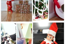 Elf on The Shelf Ideas / by Betsy Gurd-Stoneburner