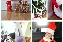 Elf on The Shelf Ideas / by Betsy Gurd-Stoneburner