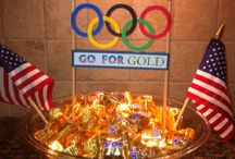 Olympic Party  / by Rachel Hollin