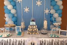 Disney Frozen birthday party / by Marilu Hernandez