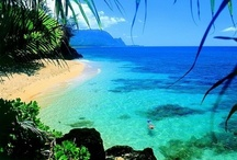 Hawaii  / Oh Hawaii, how I long for you.  / by Kelly