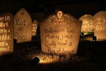 Halloween Stuffs / by Erin Hillbrand