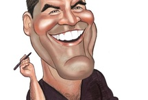 Caricature Collection / I love these!! Even have one of myself and my fiance'. / by Sally Baker
