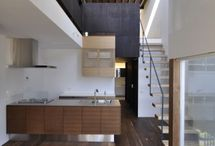modern spaces for a modern addition / by Hanh Truong