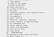 Words to Live By / by Sarah Müller