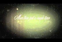 its in the lyrics / by B-Lynn Young