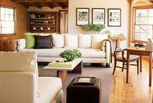 Living Room Decor / by Amber Lenz