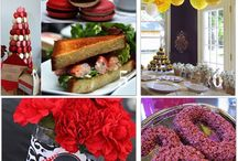 Party Planning:  / by Monica Luithle