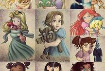 Disney! / by Jessica Narron