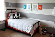 Boy room / by Alissa @CraftyEndeavor.com