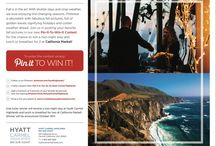 Pin it to win it! / TO ENTER THE CONTEST SIMPLY: · Follow us on Pinterest: pinterest.com/hyatthighlands/ · Create a board titled: Fall Is In The Air At Hyatt Carmel Highlands · Add a minimum of 5 pictures of your favorite fall pictures · with the hashtag #FallIsInTheAirAtHyattCarmelHighlands · Email a link your board to: marci@chatterboxpublicrelations.com · One lucky winner will receive a two-night stay at Hyatt Carmel Highlands and lunch or breakfast for two at California Market! Winner announced October 5th! / by Hyatt Carmel Highlands Overlooking Big Sur Coast