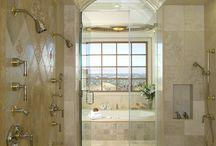 Bathrooms! Bathrooms! Bathrooms! / by Eve Ledbetter