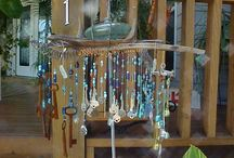 DIY - Wind Chime Ideas / by Robin George-Coon