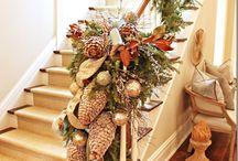 Christmas Staircases / by Lisa Davis