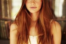 New Red Hair inspiration / by ☞ Siri