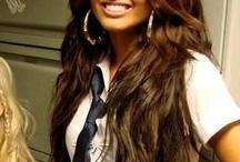 HairStyle Swagg ;) / by Saniya Cummings