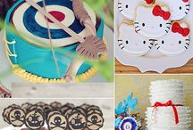 Party On-Food / by Lisa Althouse
