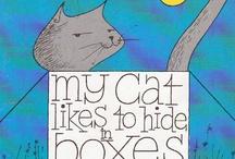 Cats / by Gloria Garcia