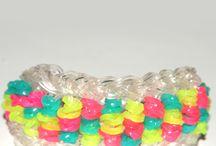 Rainbow loom / by Lynne Decker