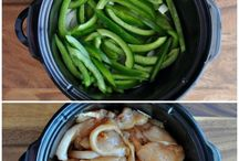 Food:Slow cooker  / by Melissa