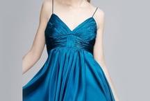 pretty dresses / by Jessica Martinez