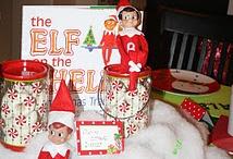 Elfie  / Elf Mischief Inspiration  / by Crystal Boyd