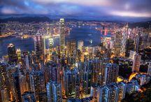 #DiscoverHongKong / by Tammy Ng