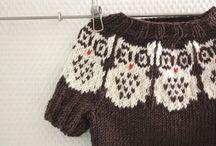 Knitting / by Jessica Uran Dorn