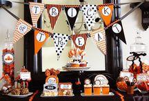 Halloween / by Jamie Bare  (www.thecraftingchicks.com)