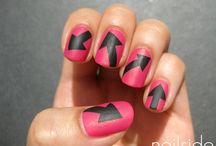 Nails Art Ideas!! / Nail Art ideas for me to use on my nail clients / by Marie La Shier-Soto