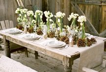 Tablescapes / by Lynn Larson