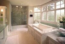 Bathrooms to unwind in / #Bathrooms / by Schumacher Homes