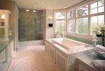Bathrooms to unwind in / #Bathrooms / by Schumacher Homes
